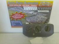 Commande chauffage RENAULT CLIO 2 PHASE 1   /R:17135121