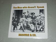 "Danovak & Co:  The Man who doesn't speak  7""  EX   UK Plaza"