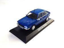 DACIA 2000 (RENAULT 20) - 1:43 DIECAST MODELL AUTO CAR USSR BA48
