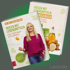 HEILEN MIT LEBENSMITTELN   FRANZISKA RUBIN   Top 10 gegen Krankheiten - Buch-Set