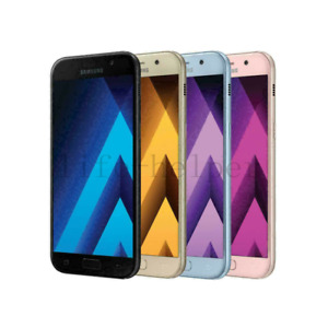 Samsung Galaxy A5 (2017) A520F A520F/DS Single/Dual SIM 32GB ROM Android Phone