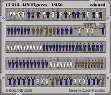 EDUARD 17512 IJN Navy Figures in 1:350