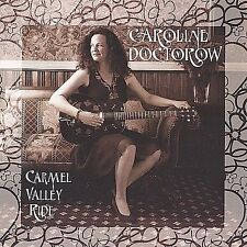 CARMEL VALLEY RIDE by Caroline Doctorow - NEW SEALED New Age Easy Listening CD