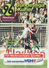 BL 88/89 Hannover 96 - Hamburger SV