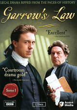 NEW Garrow's Law: Series 1 - All 4 Episodes on 2 DVDs - Region 1 (US & Canada)