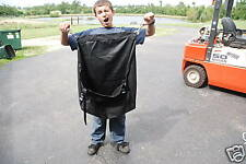 Amish made horse drawn  horse size poop bag diaper