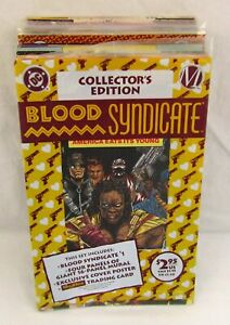 Lot Of 30+ MILESTONE COMICS Blood Syndicate Hardware Icon Static++ DC 1st Prints