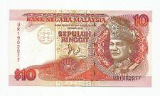 """MALAYSIA  RM10  JAFFAR HUSSEIN  TDLR  UR_1902977  """"GEF"""""""