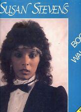 SUSAN STEVENS boogie walk  12INCH 33RPM HOLLAND 1983 EX+ RAMS HORN