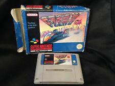 F-Zero, Super Nintendo SNES Game, Trusted Ebay Shop, Boxed