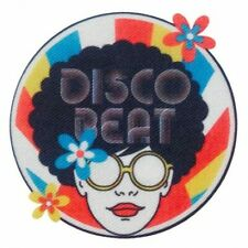 Mono Quick Applikationen Teens and Jeans, Disco Beat 12078