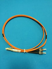 Fibre Patch Lead ST-LC Multi Mode 1M