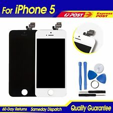 Black LCD Display For iPhone5 Digitizer Replacement Touch Screen Assembly AU