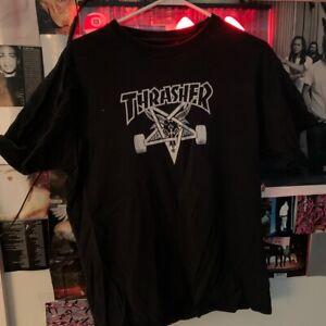 Thrasher T Shirt Size Medium