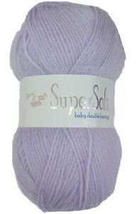 Jarol Supersoft Baby Double Knitting Yarn
