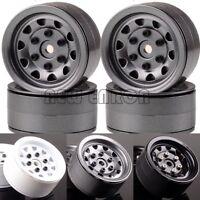 """Aluminum 1.9"""" Beadlock Wheel Rim 1066 For RC 1/10 Rock Crawler Axial TRX-4 TRX4"""