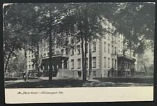 The Park Hotel Williamsport Pa 1909