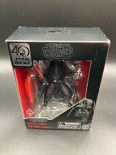 Star Wars The Black Series Titanium Darth Vader #1 Figures - 40th Anniversary