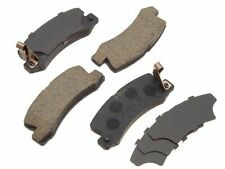 For 1990-1992 Geo Prizm Brake Pad Set Rear Akebono 89841YB 1991