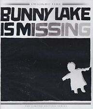 Bunny Lake Is Missing Blu Ray Region Twilight Time Registered Post