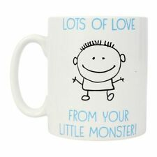 From Your Little Monster Gift Mug Most Amazing Dad Collection