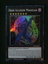 "Yu-Gi-Oh! Magicien Illusion Ébène"" SHVI-ENSE1 - Super rare"