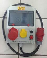 Brennerei - Zeitschaltuhr Kraftstrom, 400 Volt / 16 Amp., robuste Ausführung