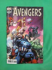 Avengers #10 (#700 Legacy) 1:10 Ed McGuinness Classic Team Variant Marvel 2018