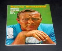 SPORTS ILLUSTRATED SEPTEMBER 1 1969 ARNOLD PALMER