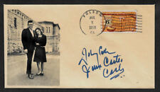 Johnny & June Carter Cash Collector's Envelope Original Period 1968 Stamp OP1202