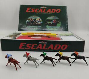 Escalado Classic Horse Racing Game Complete Vintage 1997 Chad Valley Original