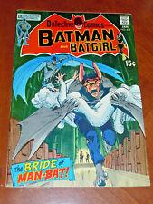 DETECTIVE COMICS #407 (1971)  VF (8.0) cond. MAN-BAT Conclusion  NEAL ADAMS