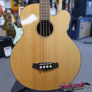 Tanglewood TWJAB Java Series Acoustic Electric Bass Guitar with Solid Cedar Top