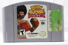 Ready 2 Rumble Boxing (Nintendo 64, 1999)