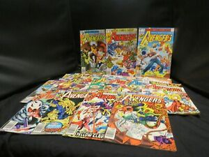 MARVEL COMICS GROUP – THE AVENGERS ~ 22 ISSUES 1978-1980~ #179 – 205 (SEE LIST)