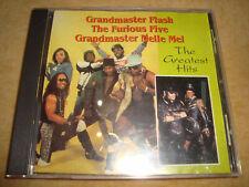 GRANDMASTER FLASH, THE FURIOUS FIVE, GRANDMASTER MELLE MEL - The Greatest Hits