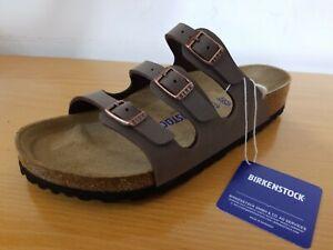 Birkenstock Florida Soft Footbed Mocca Women's Sandal - NEW - Choose Size