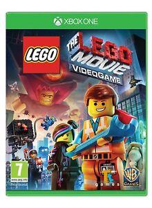 The Lego Movie Videogame xbxo one