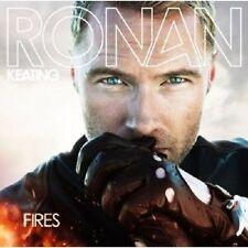 "Ronan Keating ""Fires"" CD nuevo ++++++++++++++++++++"