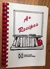 Cookbook, Louisiana, Bossier City, Bossier Parish Community College, BPCC, 1993