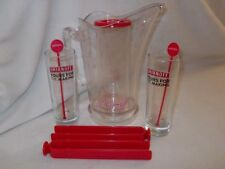 Smirnoff Collectable Tumblers