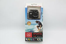 Full HD 1080p Sports Cam Waterproof to 30M Super Wide Angle Lens 140 Degree