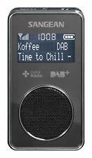Sangean DPR35 DAB+/FM Pocket Radio - Black