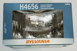 Sylvania H4656 Basic Halogen Auto Headlight Contains 1 Bulb