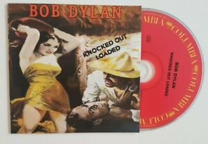 BOB DYLAN 1986 - NEWLY REMASTERED  - KNOCKED OUT LOADED ♦ CD Limited Edition ♦
