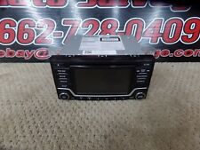 2017 Nissan Sentra CD Player XM Ready Radio OEM