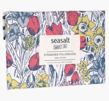 SeaSalt BULB MANIA Multicoloured 100% Cotton / Standard Pillowcases /New