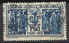 France 1930 Exposition coloniale Yvert n° 274 oblitéré 1er choix (2)