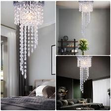 LED Kristall Kronleuchter Deckenleuchte Beleuchtung Deckenlampe Warmweiß 5w DE