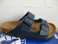 Birkenstock Arizona Pantolette Pantoletten Sandalen Hausschuhe Blau 51061 NEU!